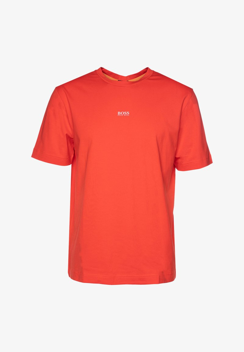 BOSS CASUAL - Basic T-shirt - red