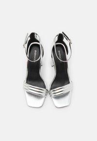 Even&Odd - High heeled sandals - silver - 5
