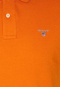 GANT - THE ORIGINAL RUGGER - Piké - savannah orange - 2