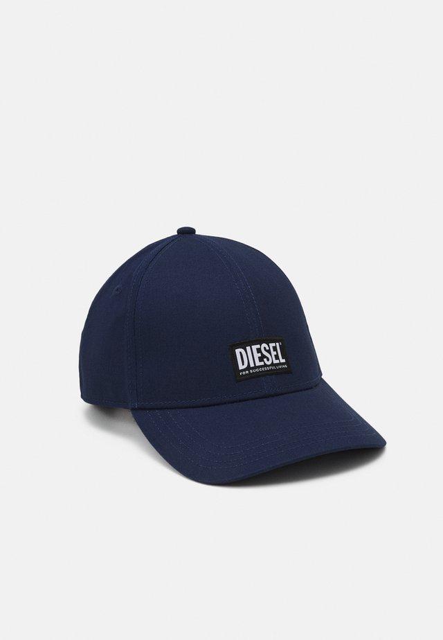 CORRY HAT UNISEX - Kšiltovka - blue