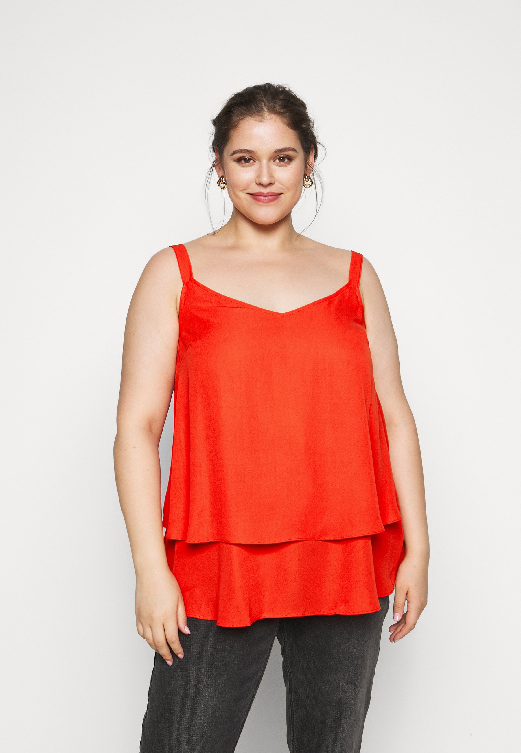 Women DOUBLE LAYER CAMI - Blouse