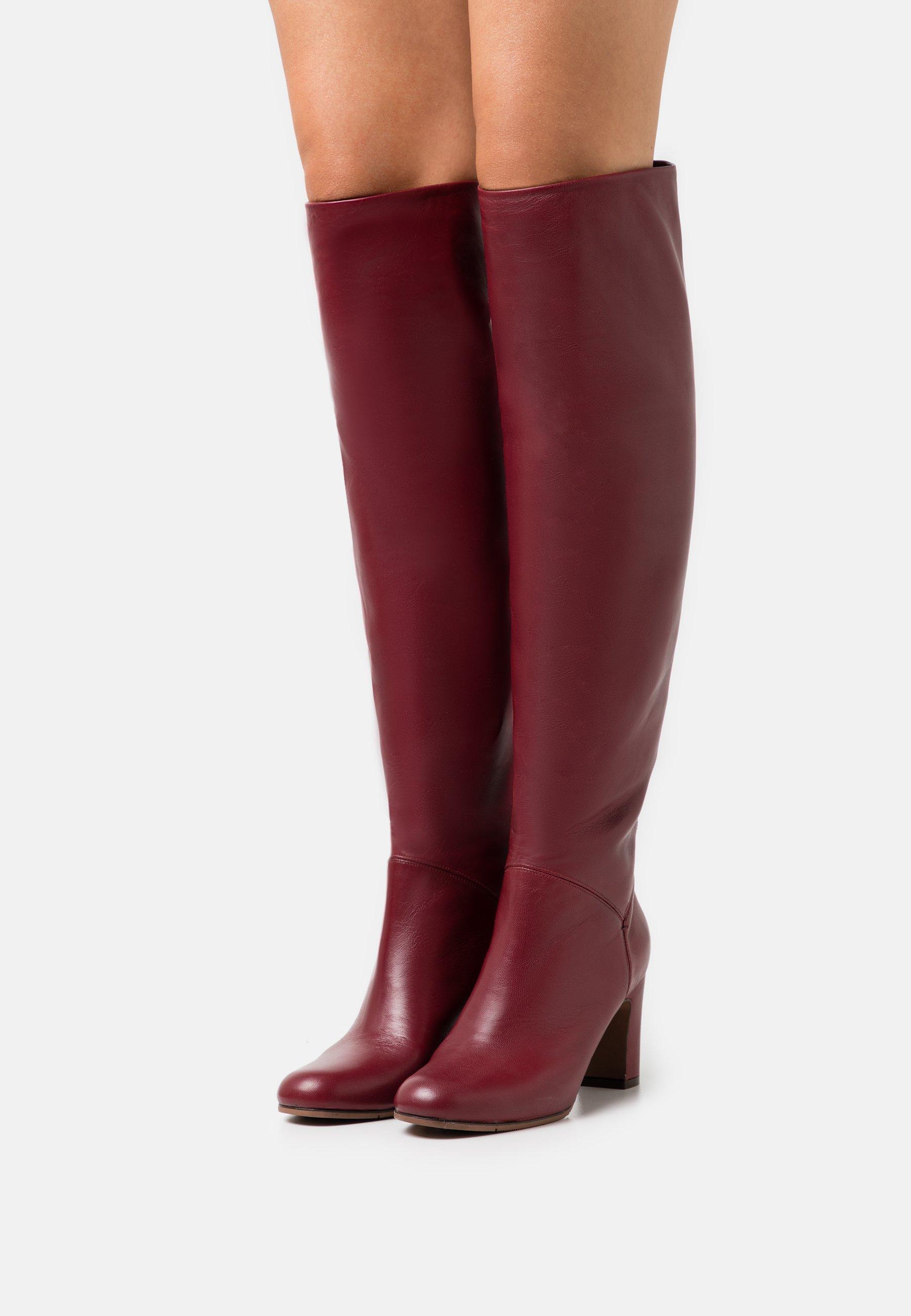 Women BOOT NO ZIP - Over-the-knee boots