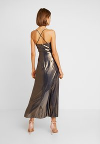 Forever New - METALLIC COWL DRESS - Occasion wear - gold - 3