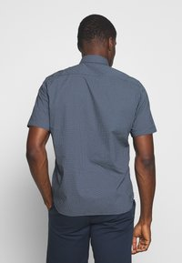 Marc O'Polo - SHORT SLEEVE - Shirt - dark blue - 2