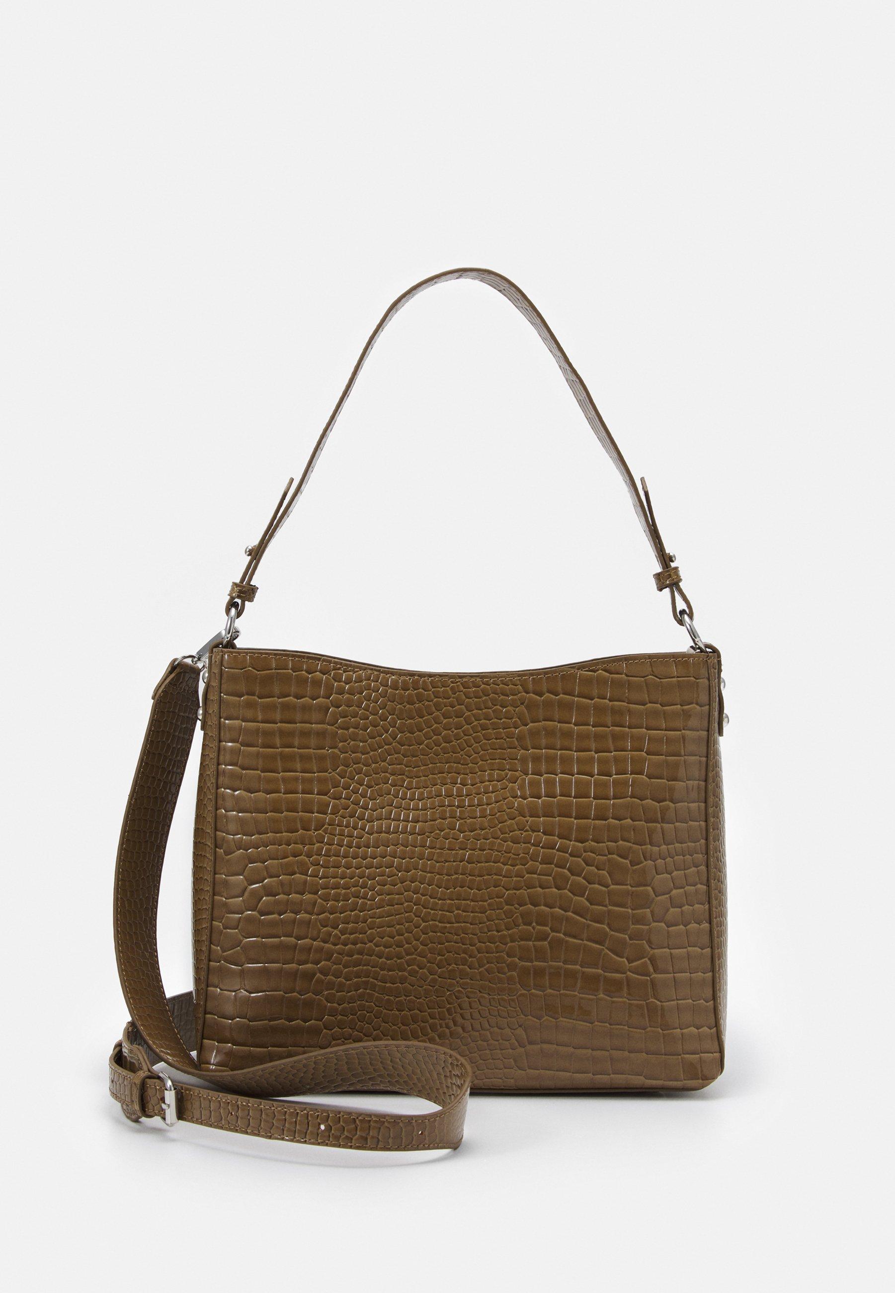 Women AMBLE CROCO - Handbag