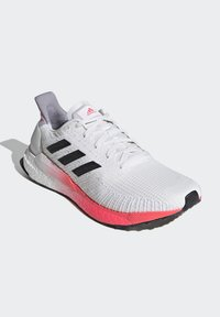 adidas Performance - SOLAR BOOST 19 - Neutral running shoes - crystal white/core black/copper metallic - 12
