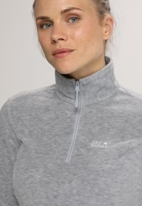 Jack Wolfskin - GECKO WOMEN - Fleece jumper - slate grey - 3
