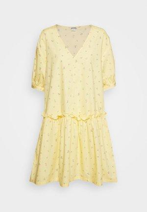 ROBIN DRESS - Robe d'été - yellow