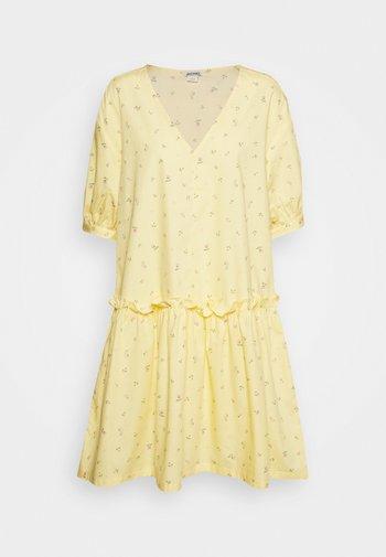 ROBIN DRESS - Hverdagskjoler - yellow