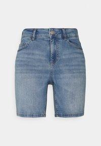 ONLY Tall - ONLBLUSH MID - Shorts di jeans - light blue denim - 0