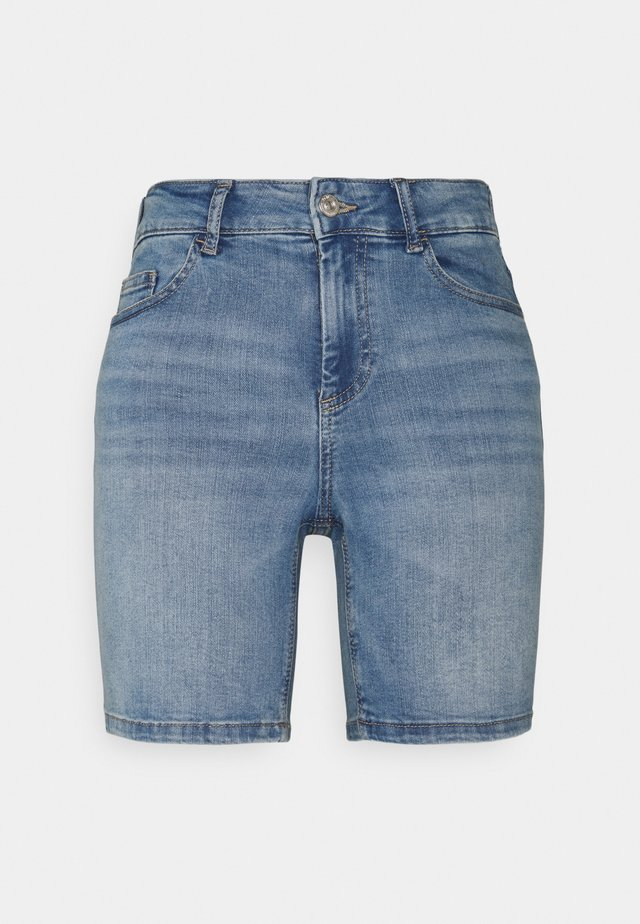 ONLBLUSH MID - Short en jean - light blue denim