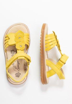 Sandalen - giallo