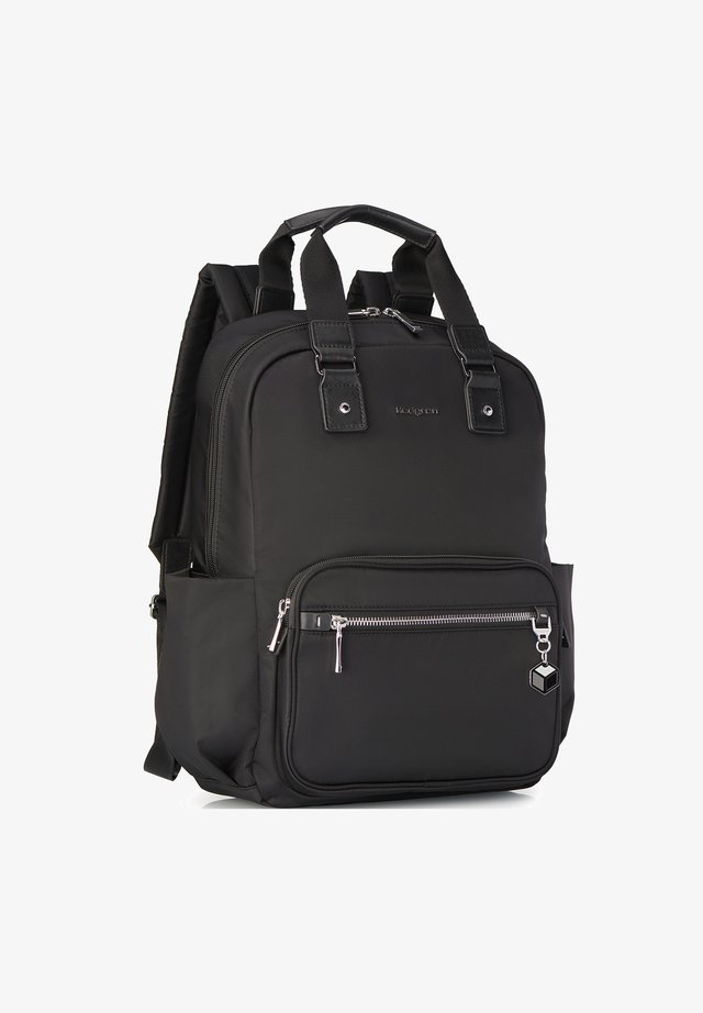 CHARM BUSINESS RUBIA - Rucksack - black