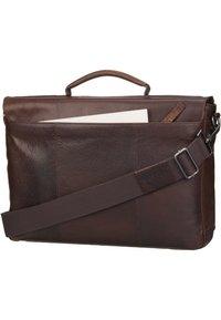 Strellson Sportswear - COLEMAN - Briefcase - brown - 1