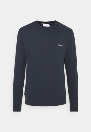 SMALL CHEST LOGO - Sweater - blue