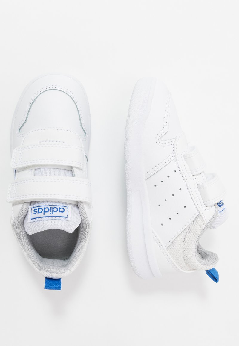 adidas Performance - TENSAUR UNISEX - Sports shoes - footwear white/blue