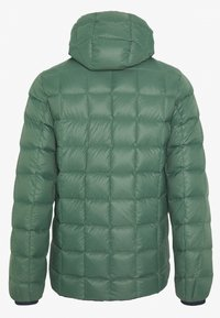 K-Way - UNISEX JAQUES THERMO PLUS DOUBLE - Winter jacket - blue maritime/green darkforest - 2