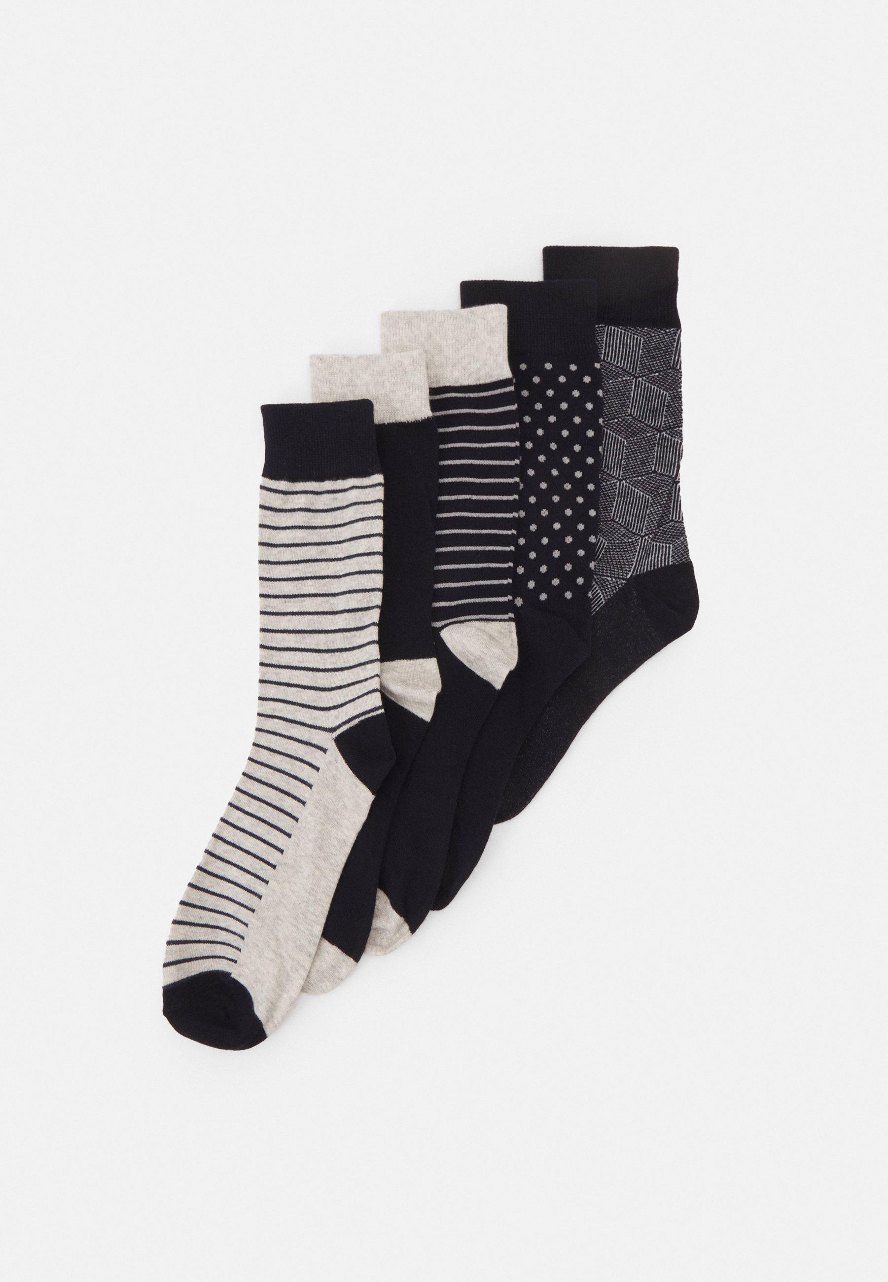 Men JACLIGHT SOCK 5 PACK - Socks