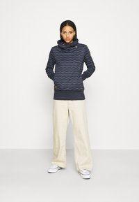 Ragwear - CHEVRON - Sweatshirt - navy - 1