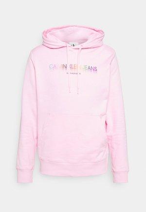 PRIDE GRAPHIC HOOKUP HOODIE UNISEX - Sweatshirt - sweet lilac