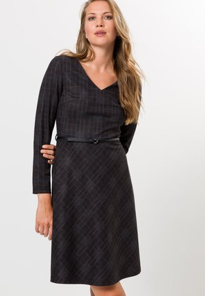 Day dress - anthracite