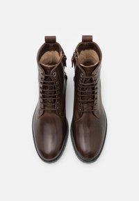 Royal RepubliQ - ALIAS CITY HIKER LACE UP BOOT - Lace-up ankle boots - brown - 2