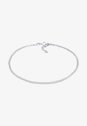 ANKLET BASIC - Bracelet - silber