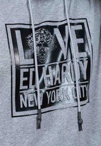 Ed Hardy - NYC ED HOODY - Hoodie - grey marle - 3