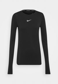 Nike Performance - INFINITE - Funktionsshirt - black/reflective silver - 3