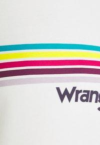 Wrangler - RETRO - Sweatshirt - off white - 2