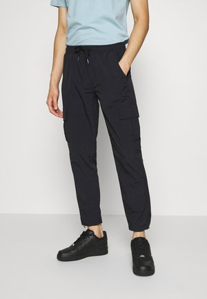 PASCAL PANT - Cargo trousers - black