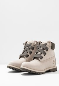 Timberland - 6IN PREMIUM CONVENIENCE - Bottes de neige - light taupe - 4