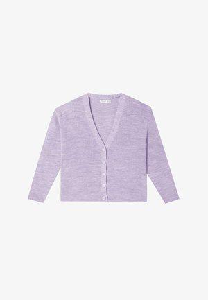 BASIC - Neuletakki - purple