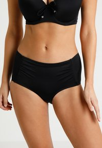 DORINA - FIJI CLASSIC HIPSTER - Braguita de bikini - black - 0