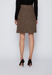 BOSS - C_VACEVY - A-line skirt - patterned - 2