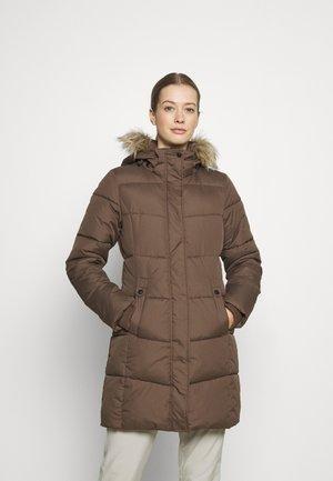 AZUSA - Winter coat - brown