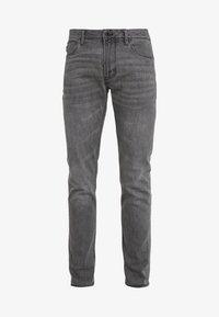Emporio Armani - Slim fit jeans - denim nero - 4