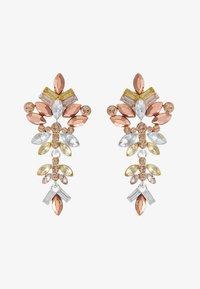 Pieces - PCCHANDELIER EARRINGS - Orecchini - silver-coloured - 1