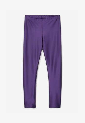 Leggings - Trousers - purple reign