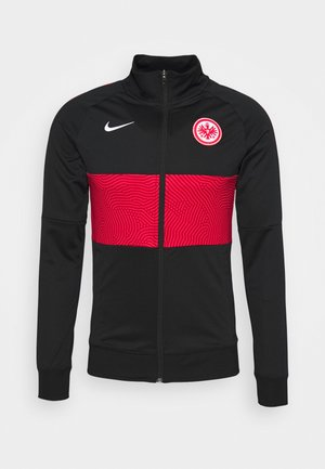 EINTRACHT FRANKFURT - Club wear - black/university red/white