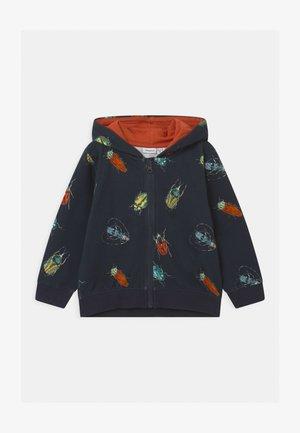 NMMOBUGGY - veste en sweat zippée - dark sapphire