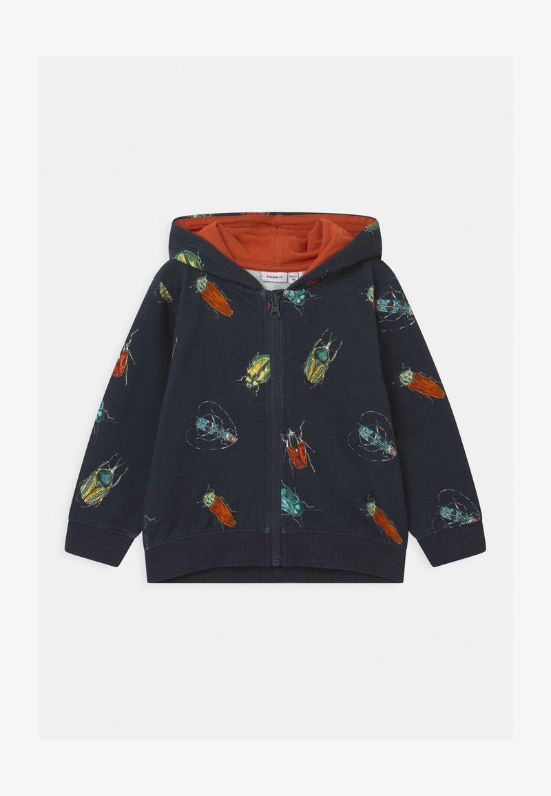 Name it - NMMOBUGGY - Bluza rozpinana - dark sapphire
