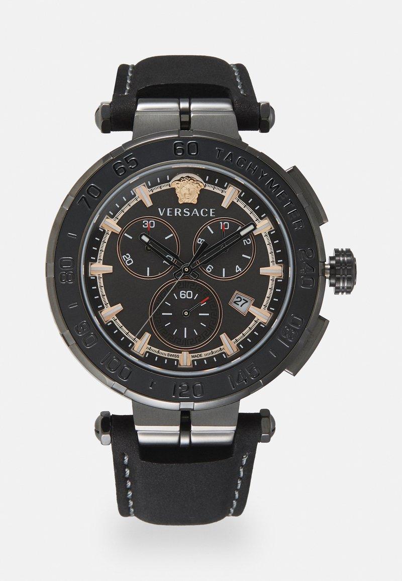 Versace Watches - GRECA - Chronograph watch - black