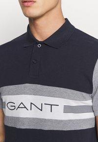 GANT - Polo shirt - evening blue - 5
