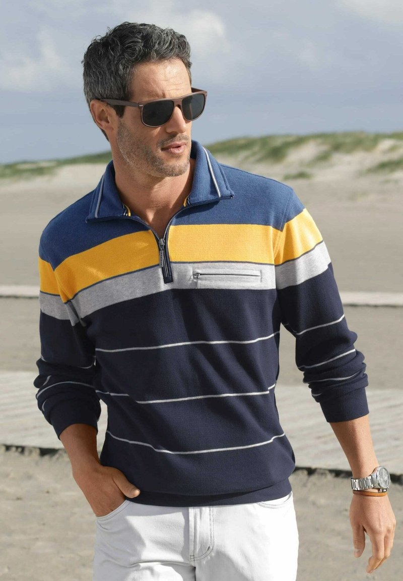 Babista - Sweatshirt - marineblau blau
