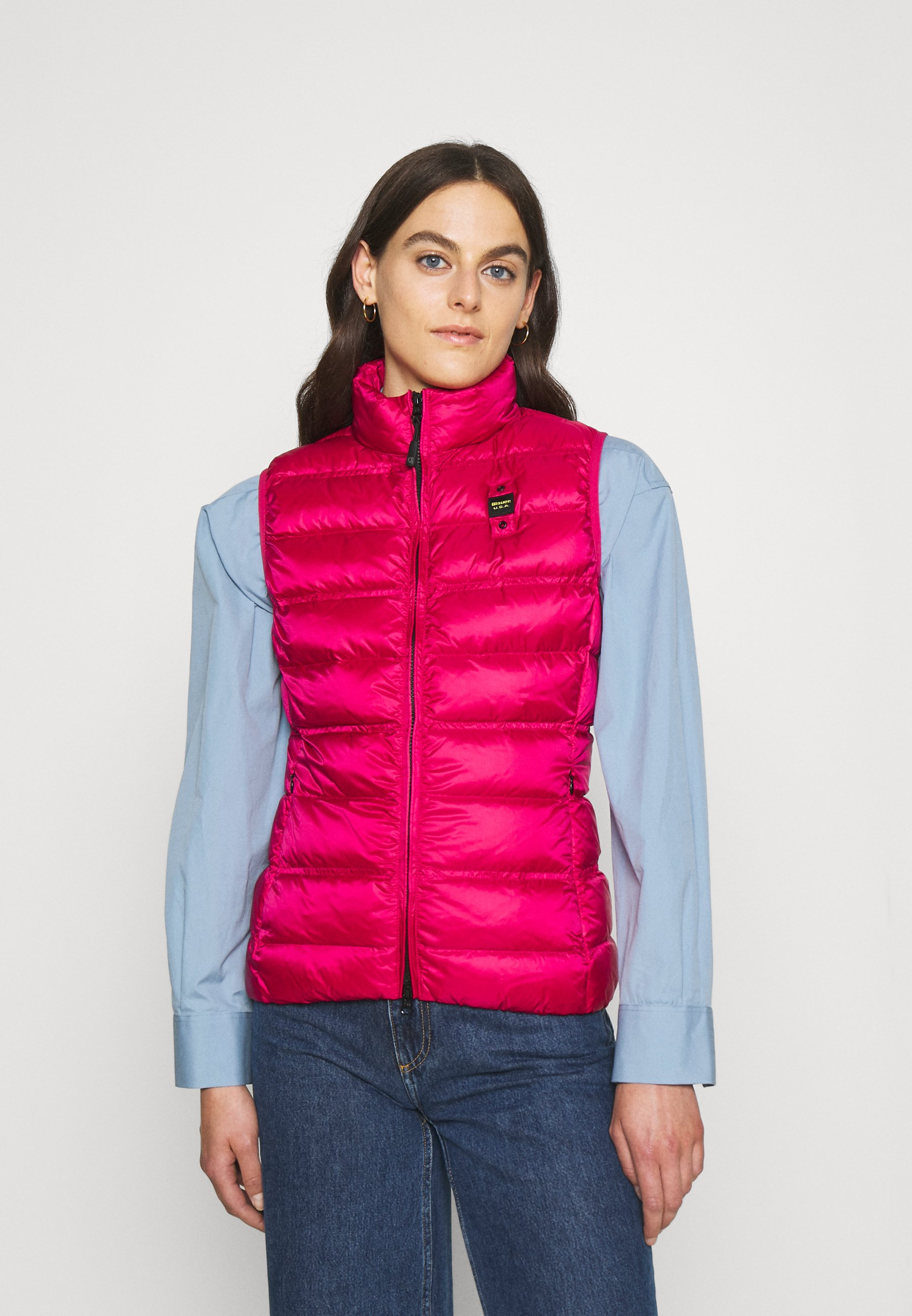 Women BASIC VEST - Waistcoat