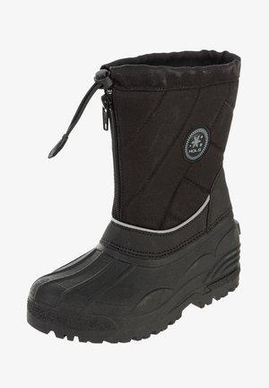 LINGA - Baby shoes - black