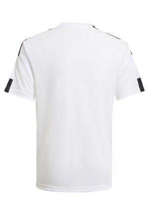 SQUAD UNISEX - T-Shirt print - white/black