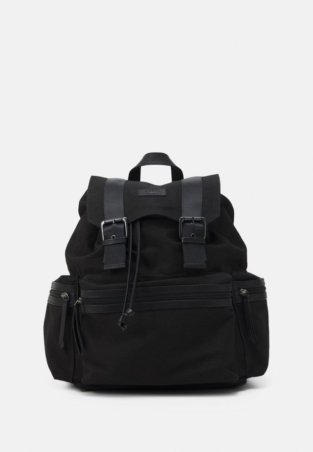 ZAC BACKPACK UNISEX - Reppu - black