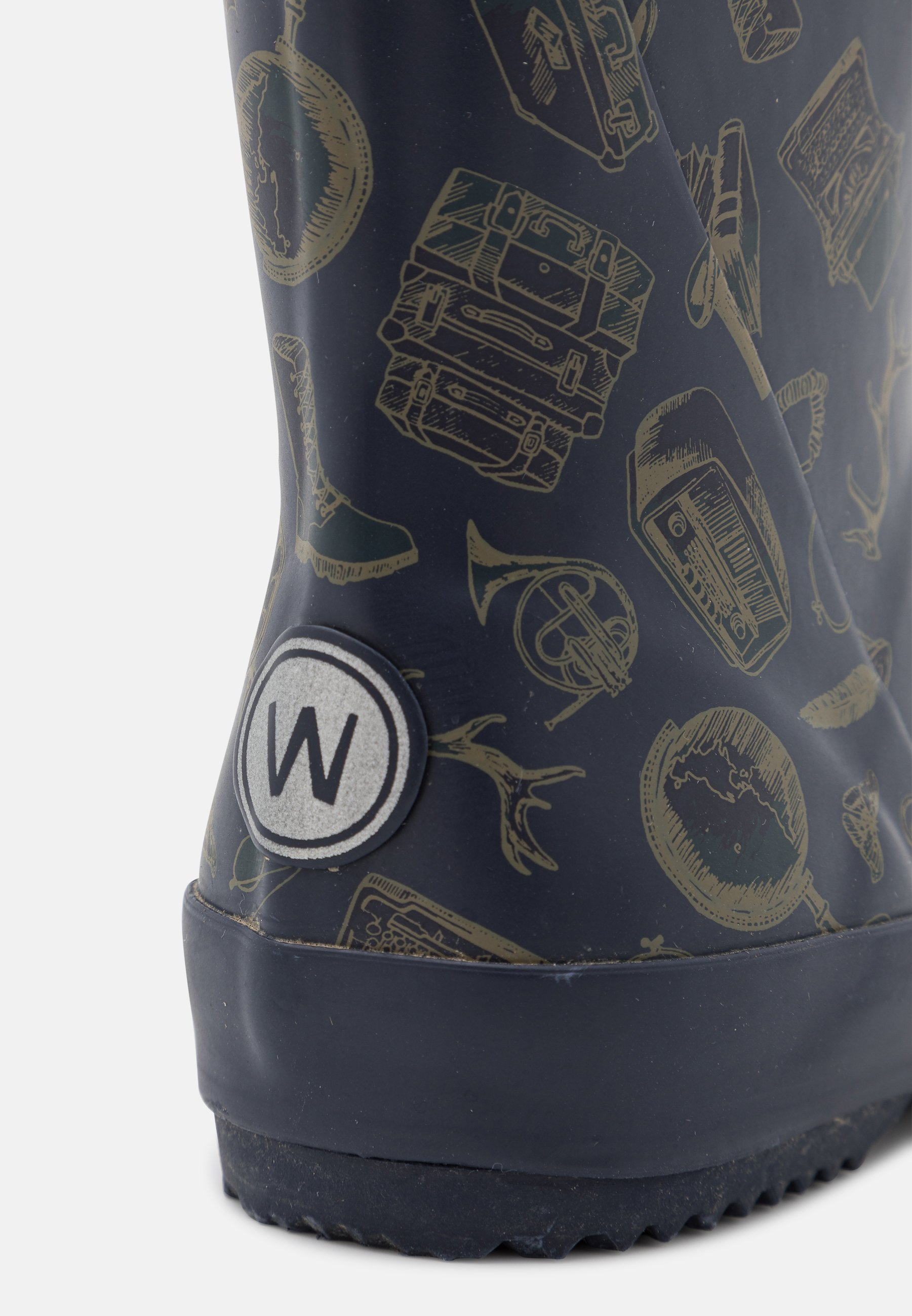 Kids RUBBERBOOT ALPHA UNISEX - Winter boots